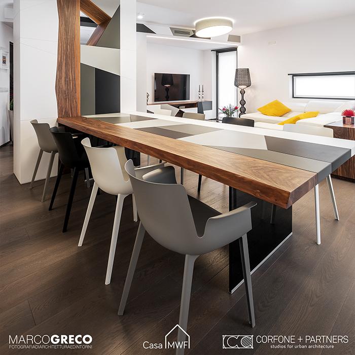 progettazione nuova costruzione Milano Casa MWF 05