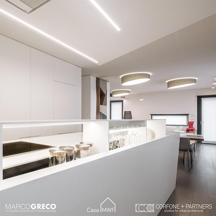 progettazione nuova costruzione Milano Casa MWF 07