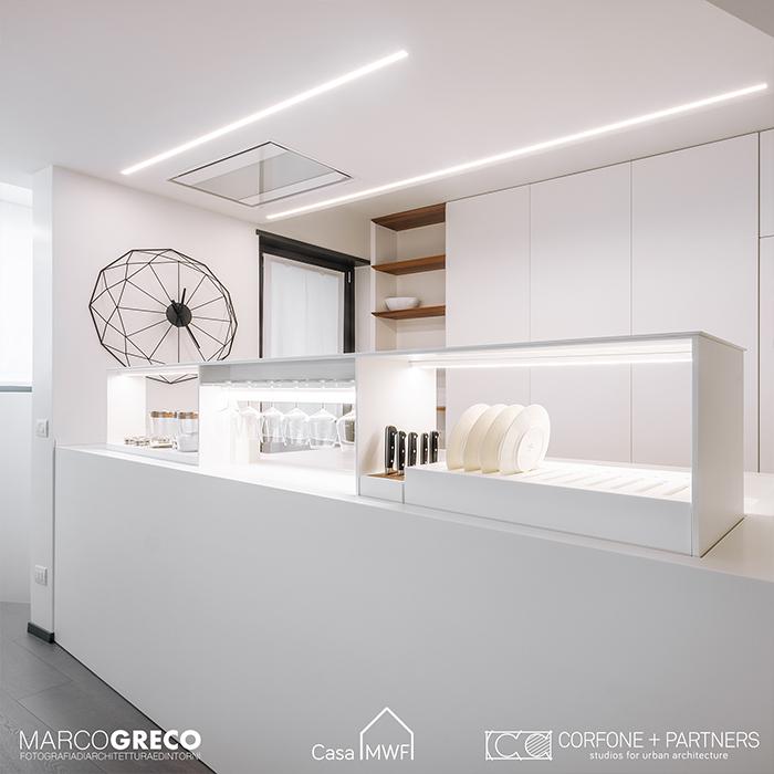 progettazione nuova costruzione Milano Casa MWF 08