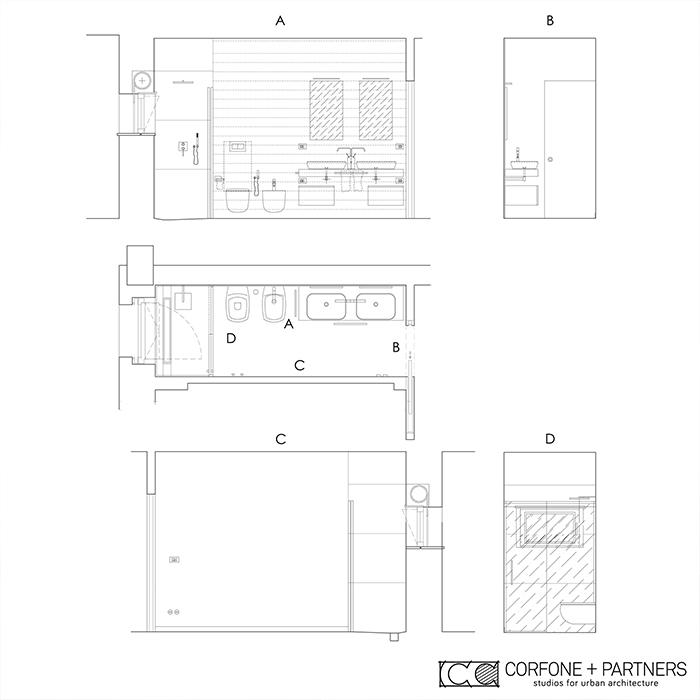 progettazione nuova costruzione Milano Casa MWF 13a
