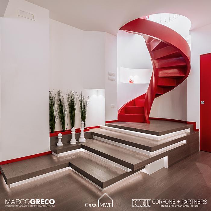 progettazione nuova costruzione Milano Casa MWF 19