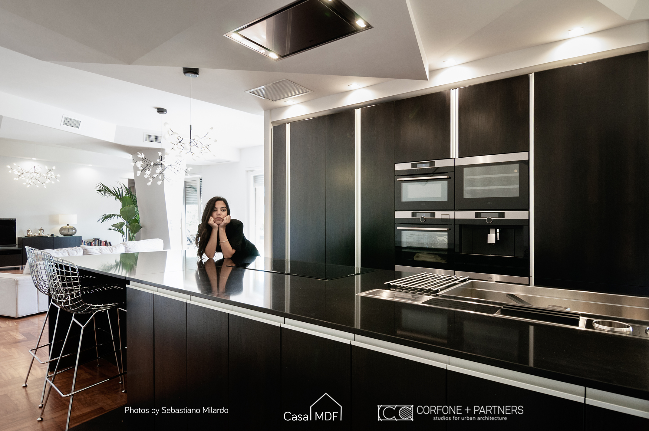 cucina casa di design