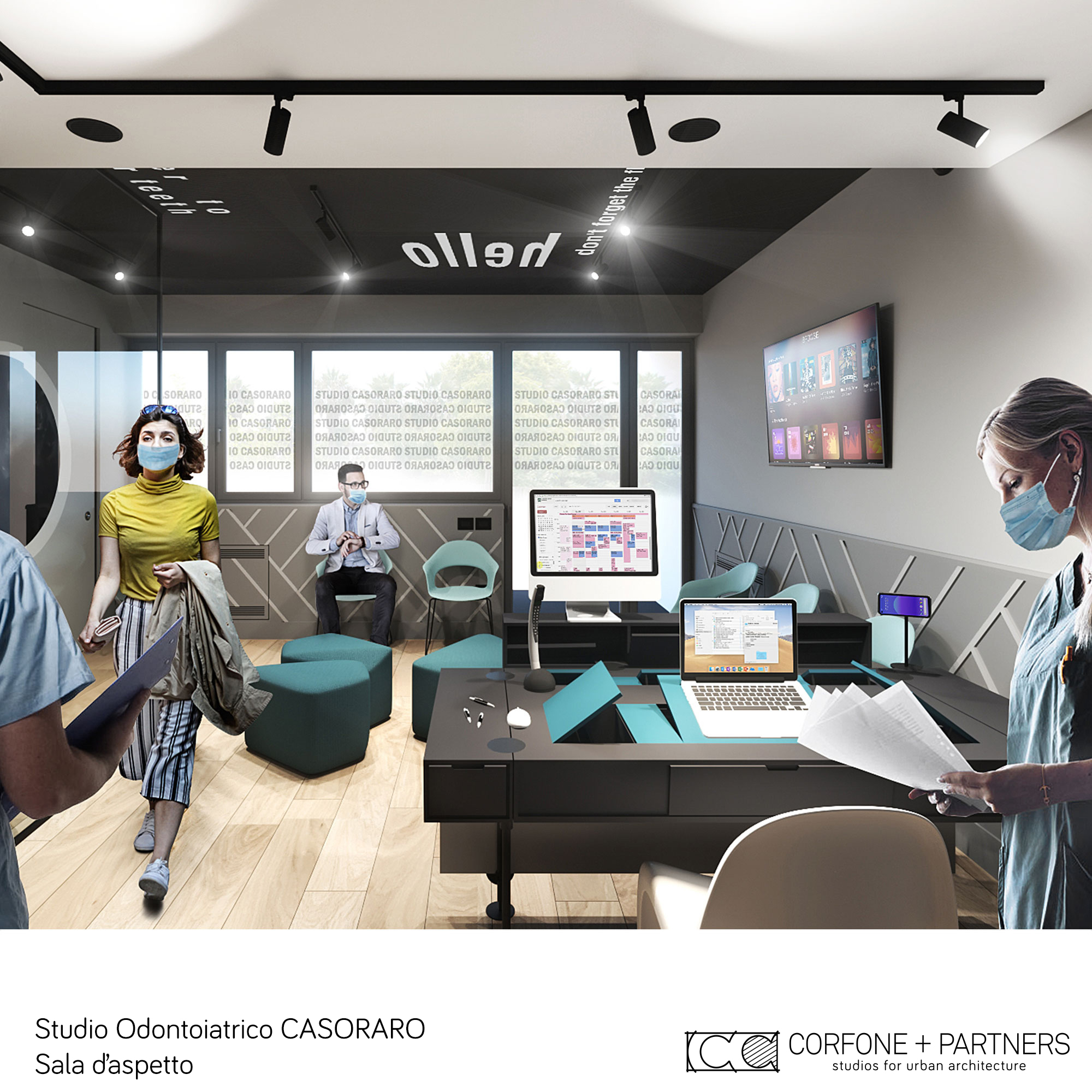 Progetto-Studio-Odontoiatrico-CASORARO-Pescara - 05
